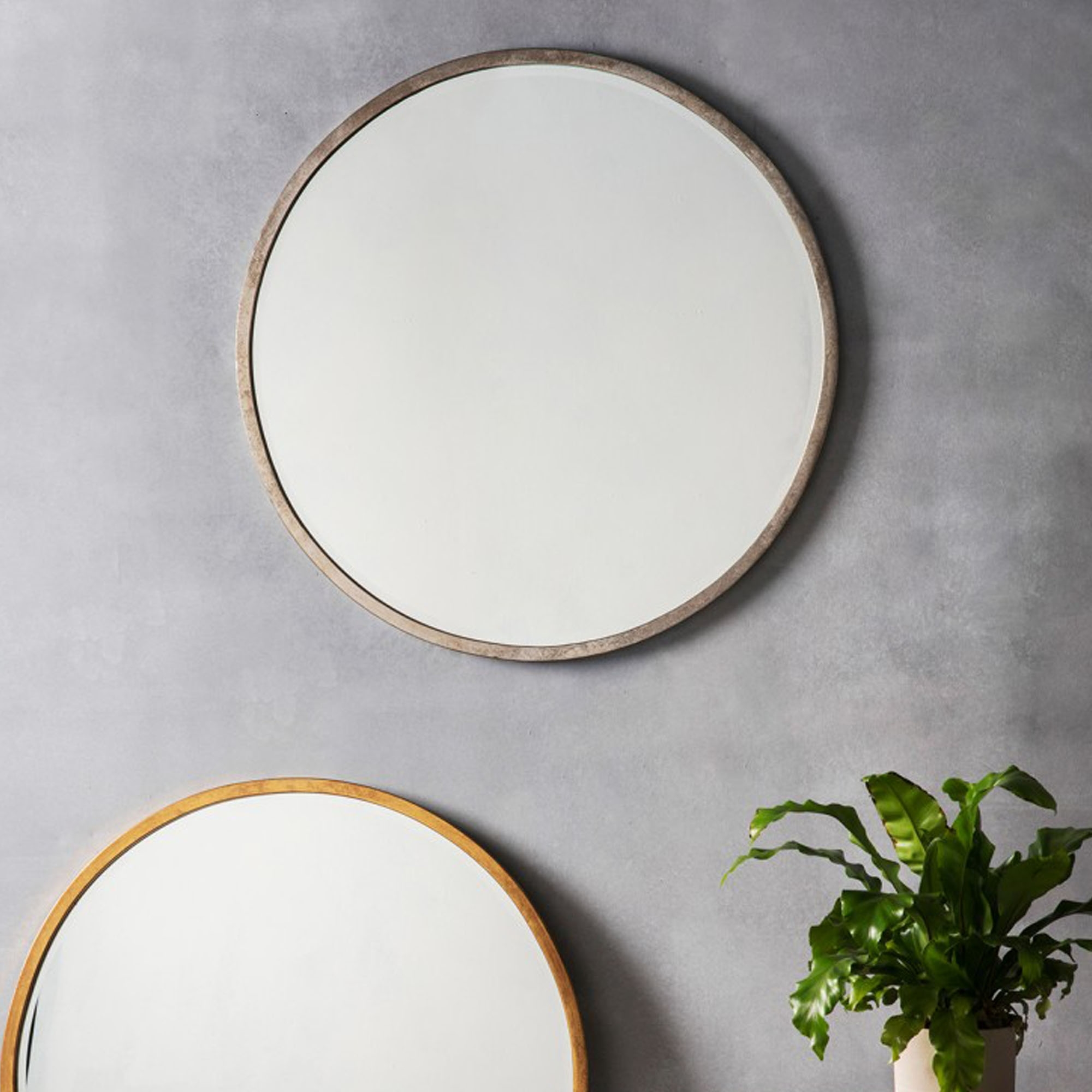 Fun Higgins Silver Round Wall Mirror Higgins Silver Round Wall Mirror Round Wall Mirror Bathroom Round Wall Mirror Chain houzz-03 Round Wall Mirror