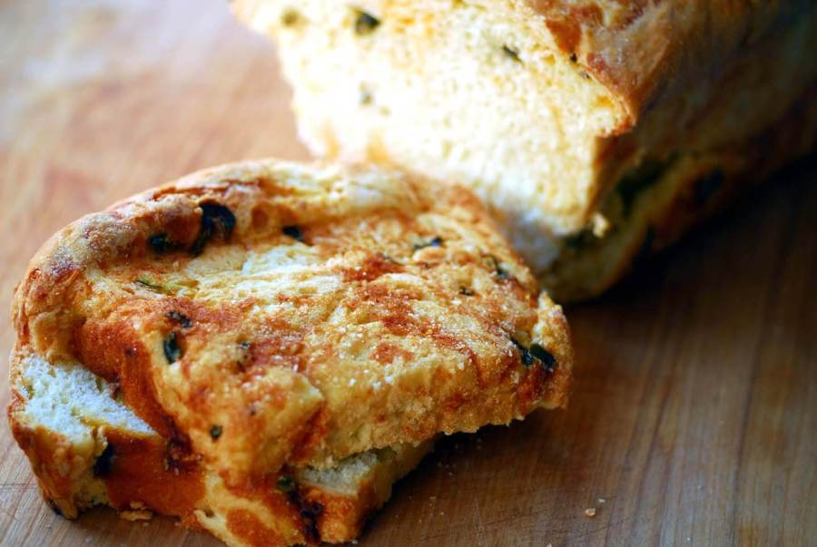 Jalapeno Cheese Bread | Homesick Texan