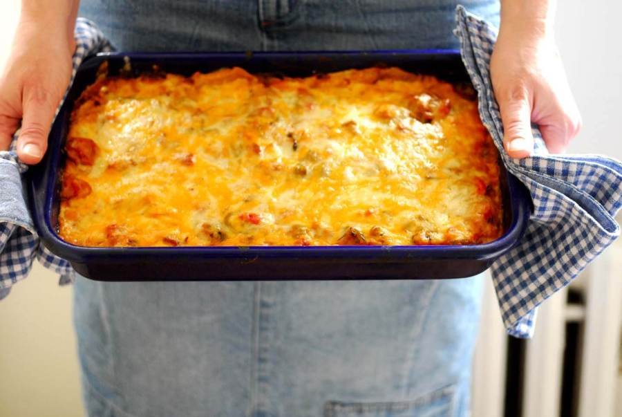 King Ranch Chicken Casserole | Homesick Texan