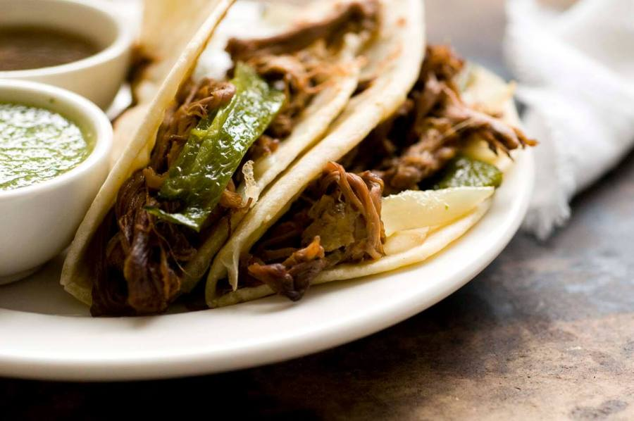 Brisket tacos, Dallas style | Homesick Texan