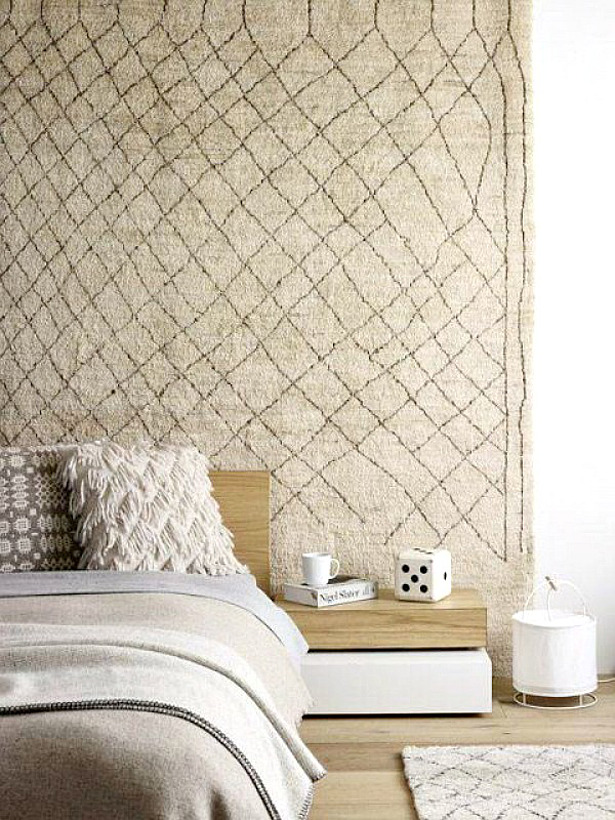 boho-interior-hanging-rug