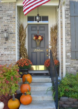 Creative Front Porch Fall Front Porch Ideas Home Stories A To Z Small Porch Ideas Uk Small Porch Ideas Philippines
