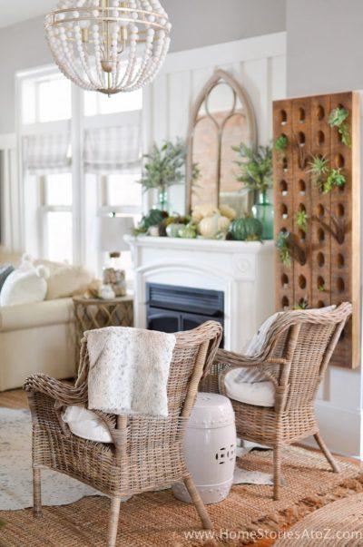 DIY Home Decor: Fall Home Tour