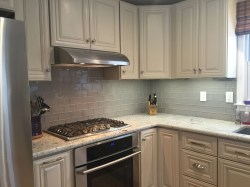 Small Of Glass Tile Backsplash Pictures