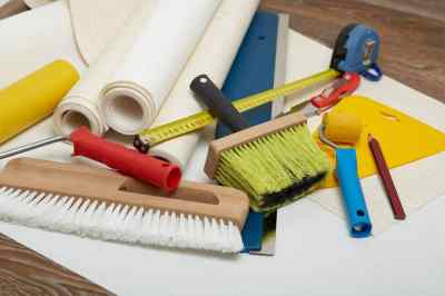 21 Different Types of Wallpapering Tools