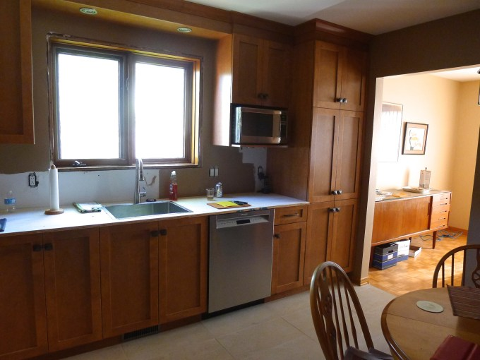 Cabinets & Appliances