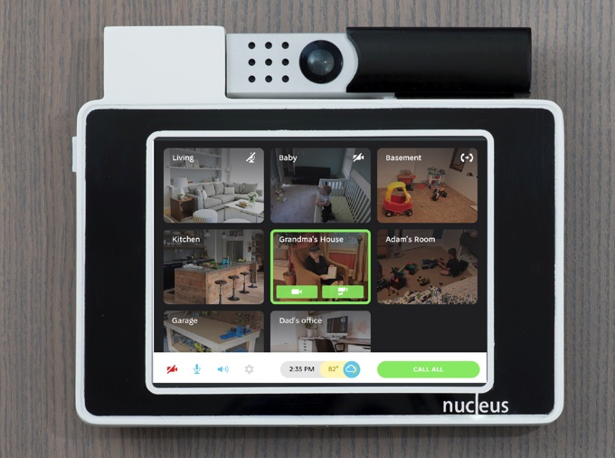 Nucleus Intercom