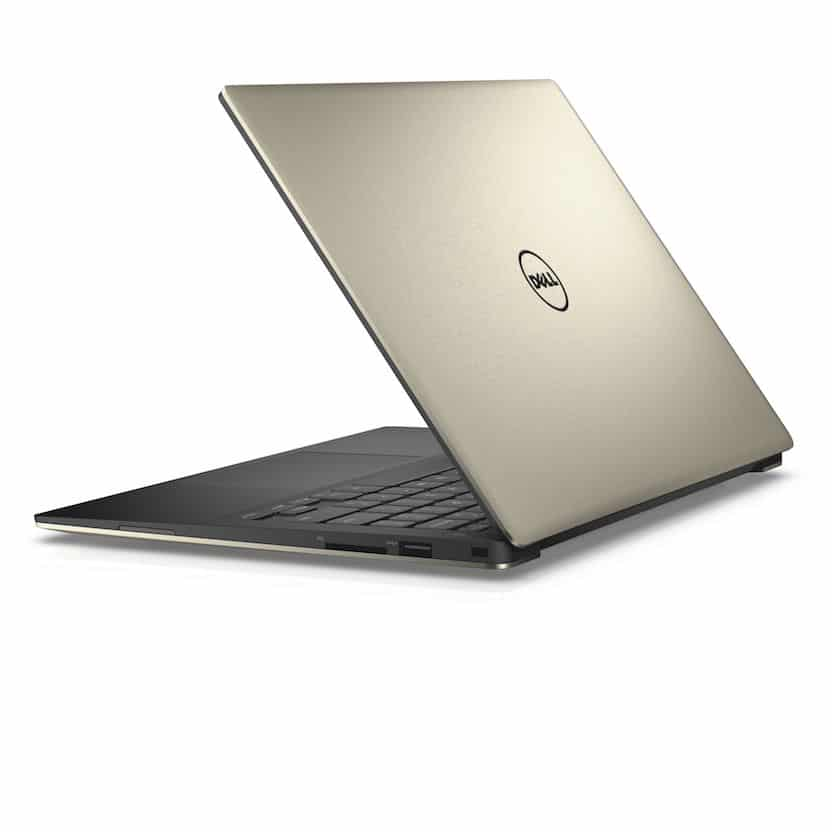 XPS Gold - side tilit