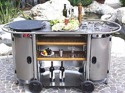 bongos mobile outdoor kitchen