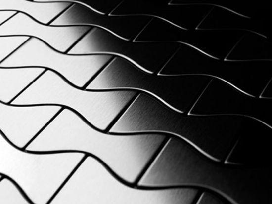 decorative metal tiles karim rashid alloy design 6
