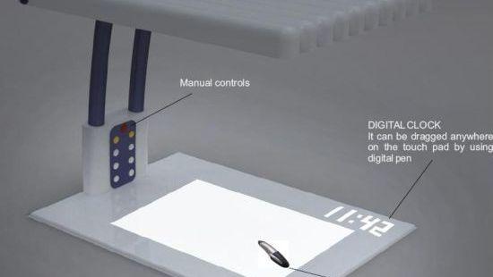 interactive study lamp 02
