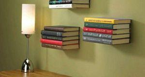 Invisible Bookshelves 1