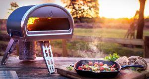 Roccboxstone bake oven