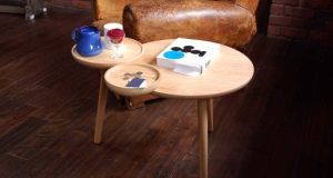 Department Table by Daniel Schofield Design