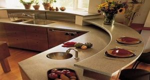 UNIQUE kitchen countertop  (3)