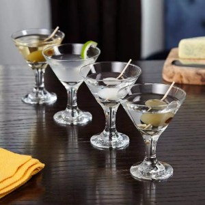 Martinis with Infused Vodka