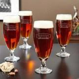 Beer Pilsner Glasses