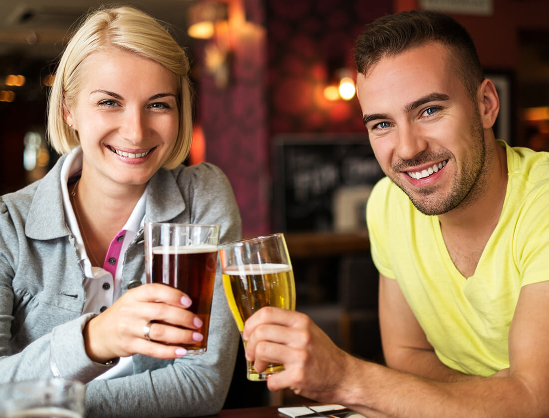 Funny Anniversary Quotes for Couples Who Drink Together