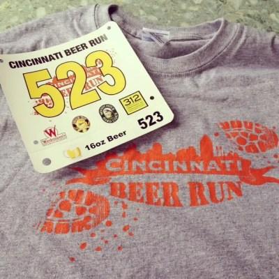 Cincinnati Beer Run