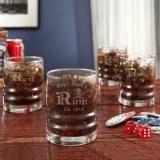 Captain's Rum Glasses