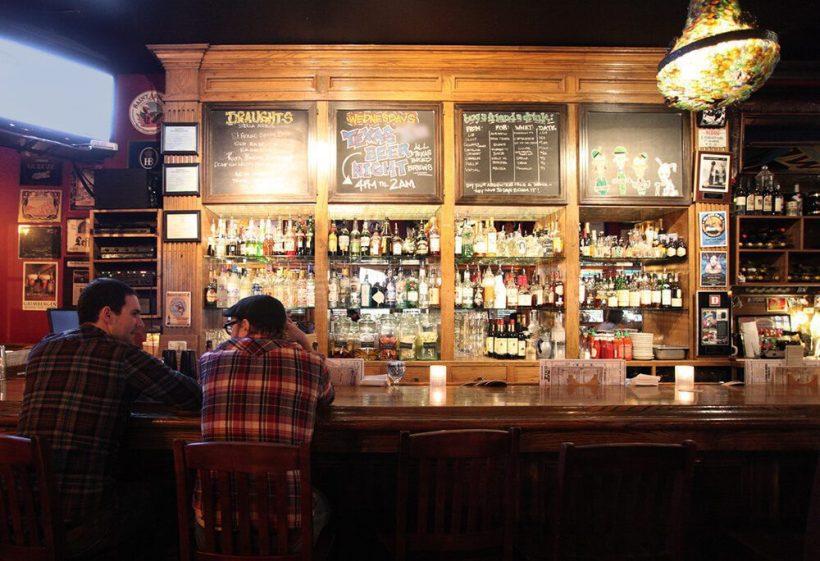 Libertine Bar Dallas Texas
