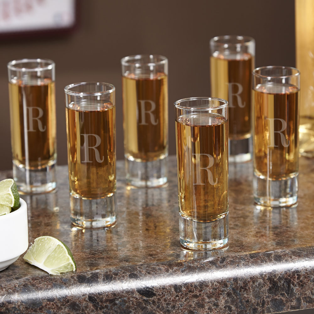 Fullsize Of Personalized Shot Glasses