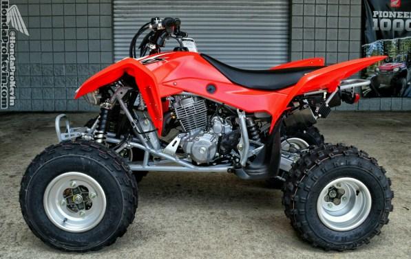 Honda TRX450R / TRX400X Race & Sport ATV Models Discontinued | Honda ...