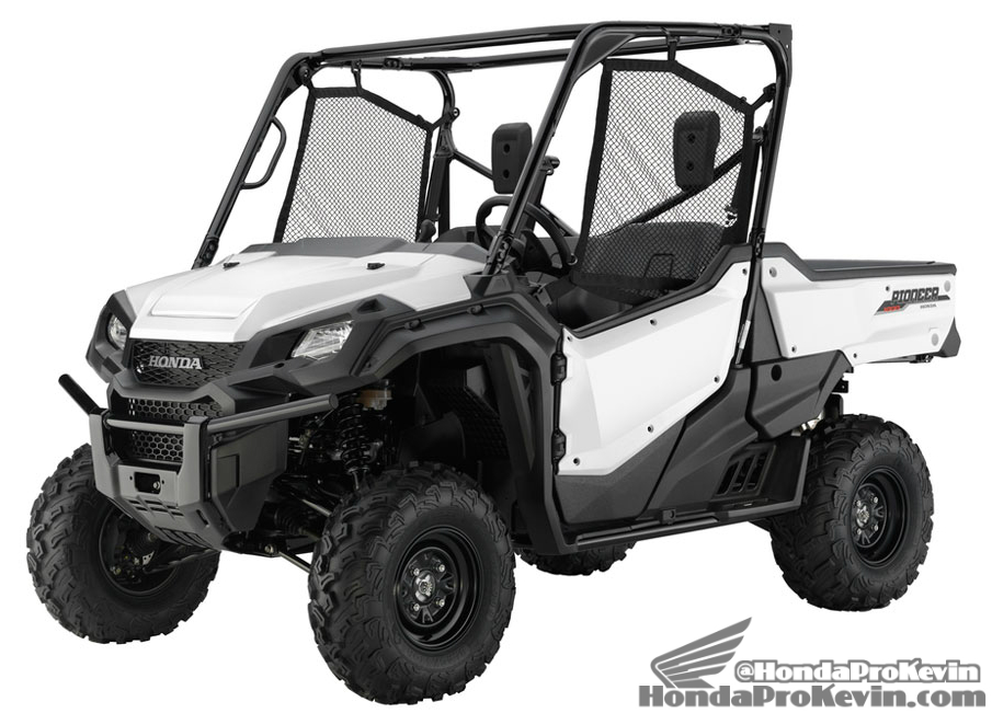 2016 Honda Pioneer 1000 Amp 1000 5 Review Of Specs Videos