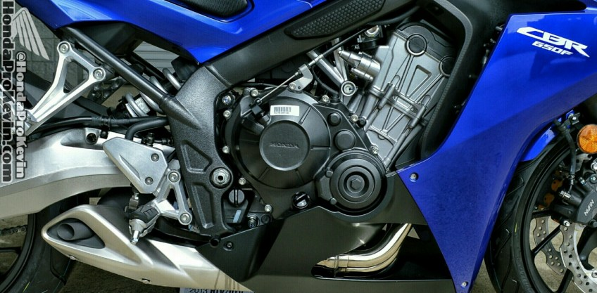 2015 Honda CBR650F Ride / Review of Specs - Pictures ...