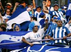 Honduras National Soccer Team Fans