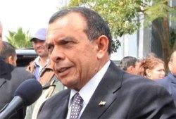 Honduras President Porfirio Lobo Sosa