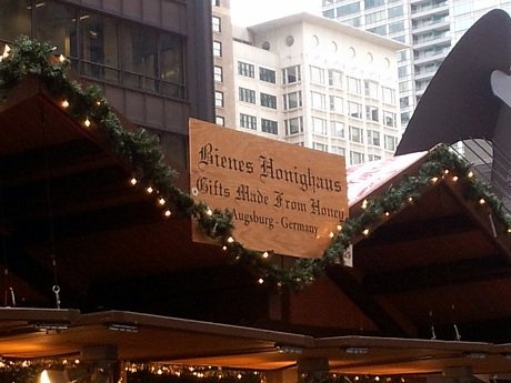 Kristkindlmarket in Daley Plaza #LoveThisCity #CBias