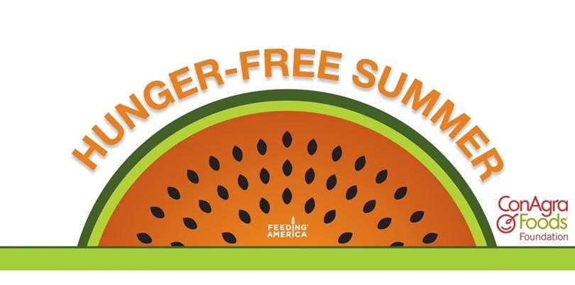 Hunger Free Summer logo
