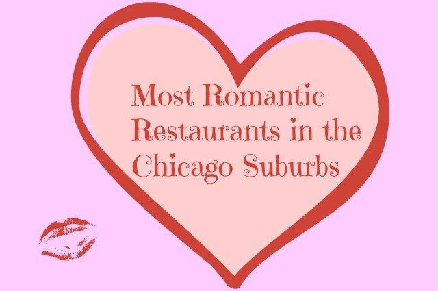 Chicago Suburban Romantic Restaurant ideas Top Ten Date Spots