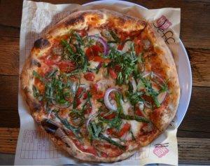 The Cooper seasonal Pizza at MOD Pizza