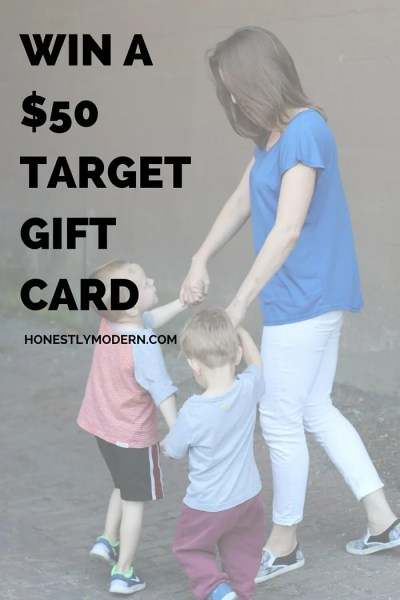 #MyHonestMomMoments & $50 Target Gift Card Giveaway