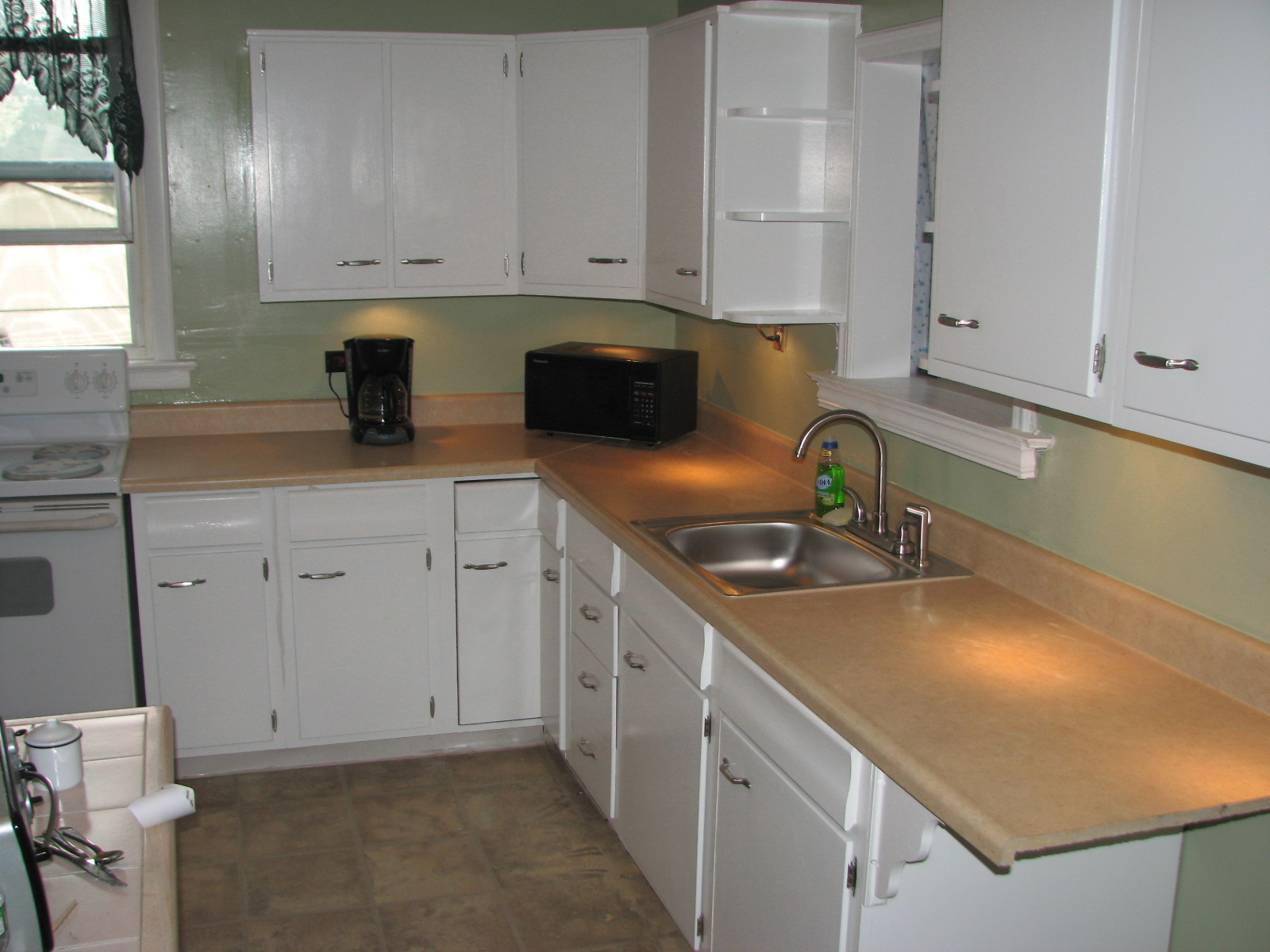 kitchen remodels before and after small kitchen remodel cost Small Kitchen Remodel Before and After kB jpeg
