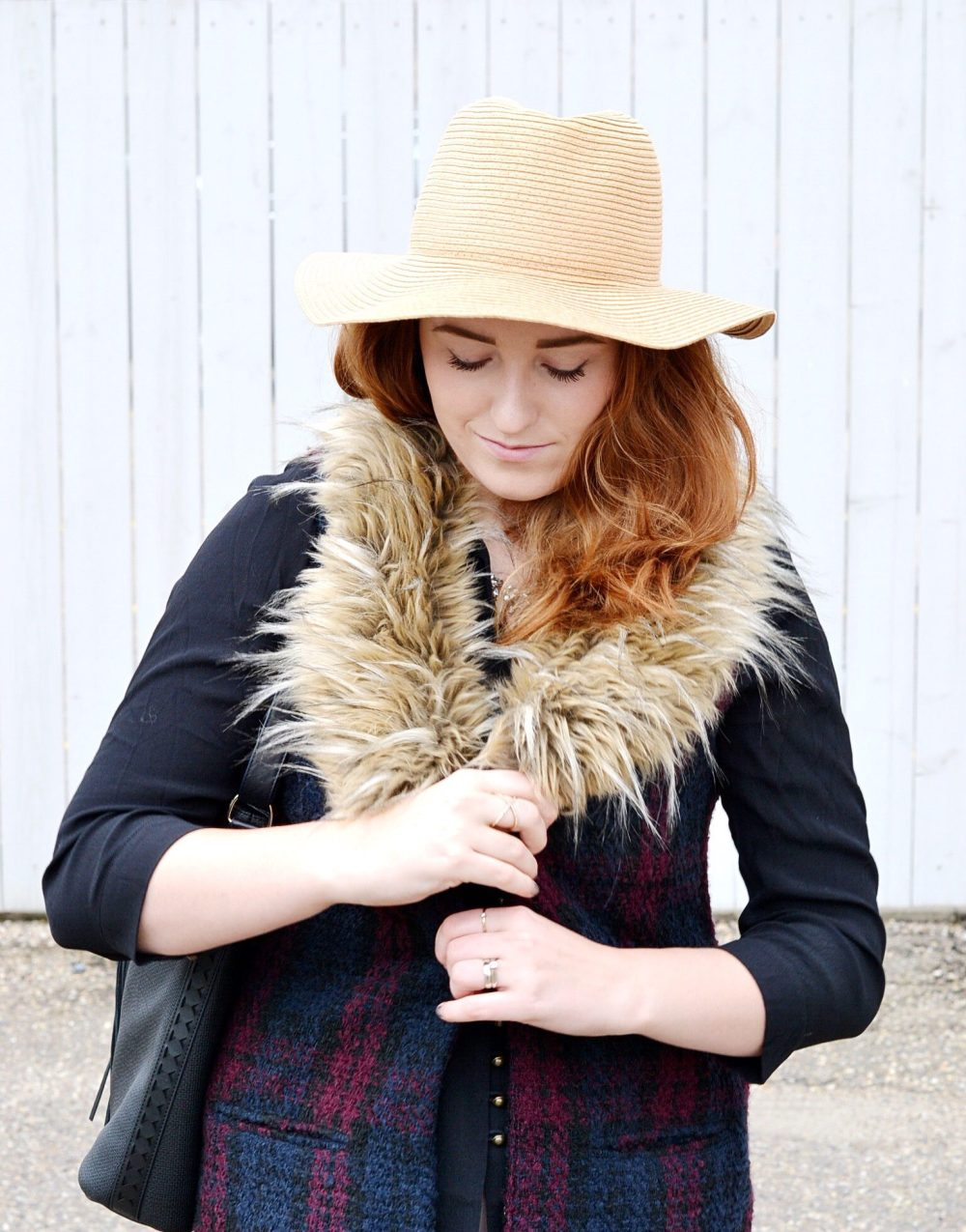 Fall fashion with Hannah from Honey & Betts
