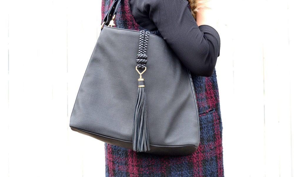 Stella & Dot Hobo Bag