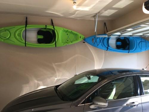 Seahawks Kayaks