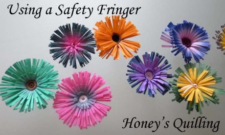Review of Safety Quilling Fringer