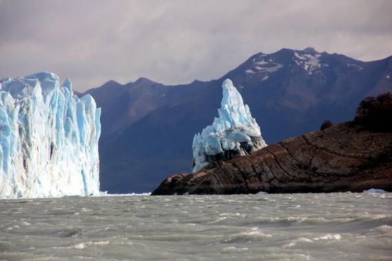 Perito Moreno land bridge