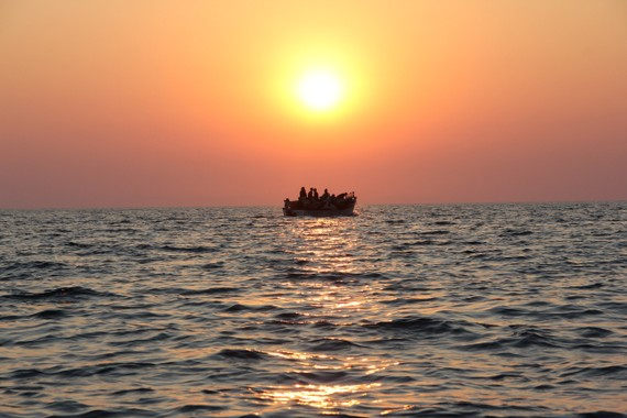 Lake Malawi fisherman, Malawi
