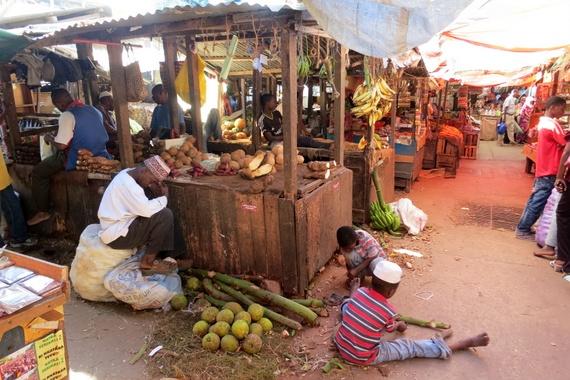 Markets of Zanzibar