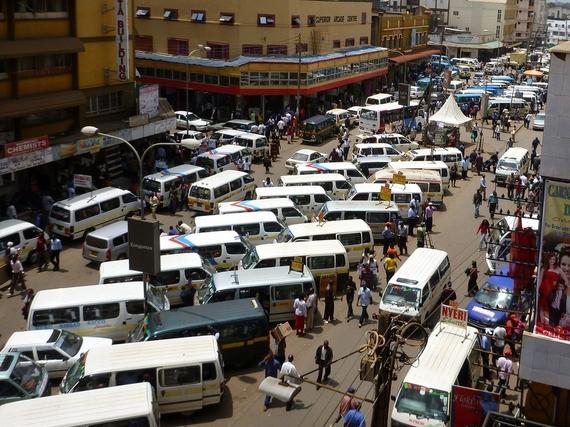 african transit tips