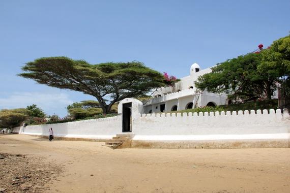 Shela beach, Lamu Island Kenya