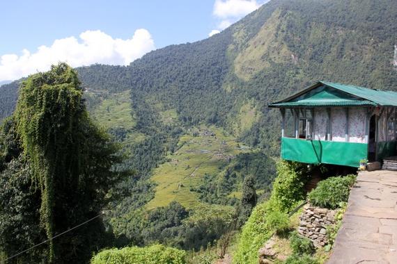Annapurna teahouse