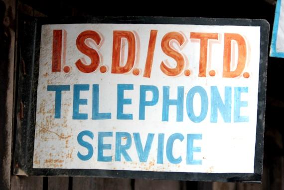 nepali std phone service