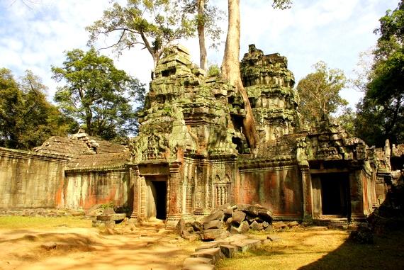 cambodia temple trip