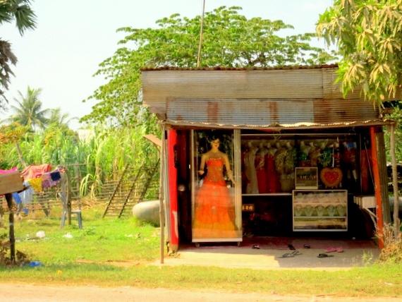 Cambodian quirks